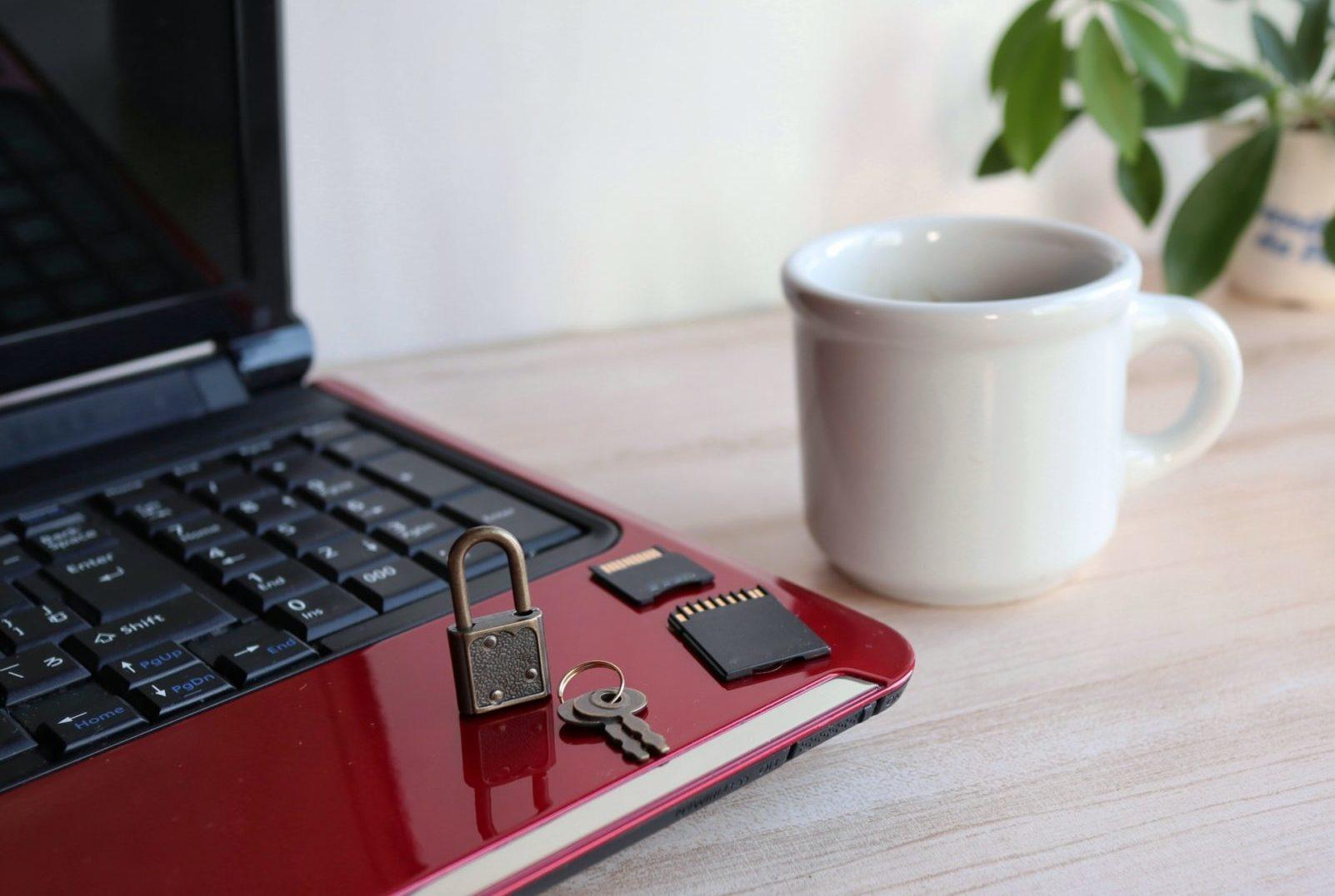 パソコンをパスワードロック
